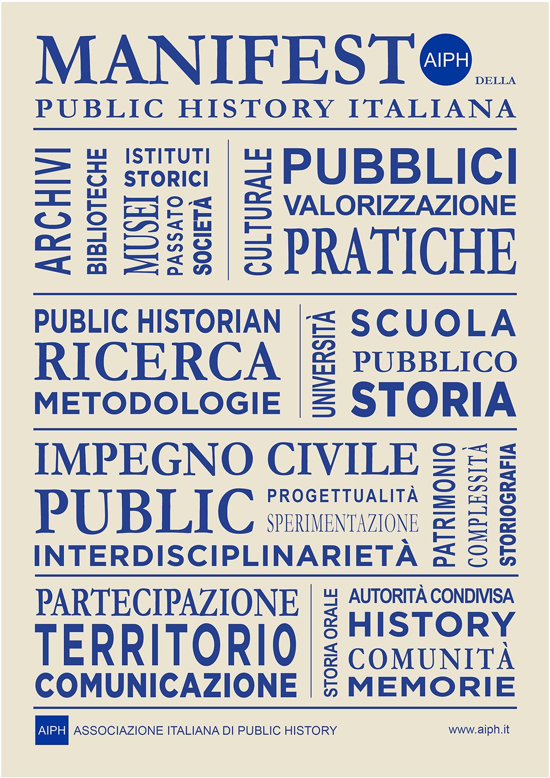 Manifesto PH Italiana